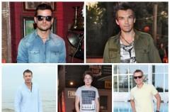 Letnia moda męska na salonach