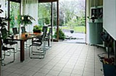 Ceramiczna podłoga