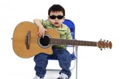Jaka muzyka dla malucha?