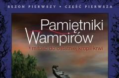 """""""Pamiętniki wampirów"""" sez.1, część 1 od dziś tylko w Merlin.pl!"""