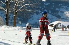 Sporty zimowe z dziećmi