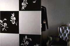 Biel i czerń w aranżacji wnętrz