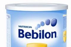 Bebilon Comfort - komfort dla małego brzuszka