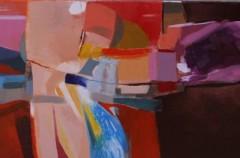 Odrobina abstrakcji czyli prace Sophii Lindsay Burns