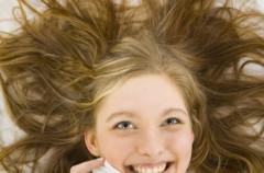 Włosy w pełnej kondycji