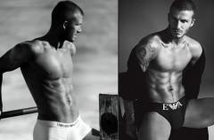 Dawid Beckham dla H&M
