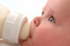 Mleko krowie dla 5 tygodniowego dziecka- cz.2
