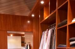 Inspirujące wnętrze, czyli rzecz o aranżacjach garderoby