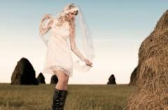 Krótkie suknie ślubne młodych polskich projektantek