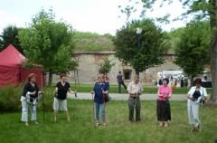 Marsz z kijkami pomocny w leczeniu choroby Parkinsona!