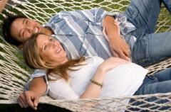 Spanie w ciąży