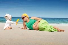 Spanie w czasie ciąży