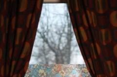 Dekoracyjna folia okienna