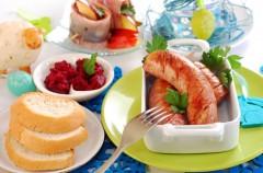 Jajka, chrzan i biała kiełbasa - zdrowe Wielkanocne trio