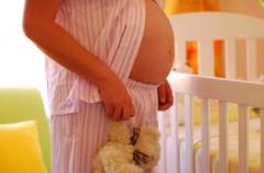 Plamienie lub krwawienie w ciąży