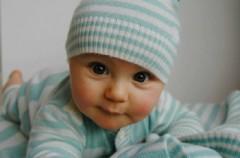 Niemowlę w kaszmirach czyli kolekcja Bonnie Baby
