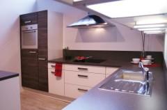 Zorganizowana przestrzeń kuchenna