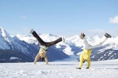 Sport zimą dla każdej z nas