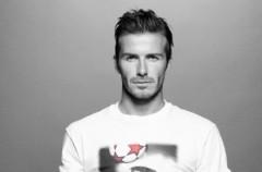 David Beckham i jego koszulka dla Sport Relief
