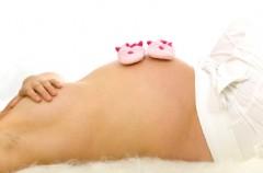 Ból podbrzusza na początku ciąży