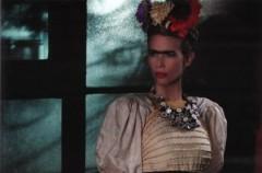 Claudia Schiffer w niemieckim Vogue