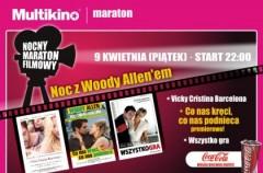 Maraton filmów Woody'ego Allena w Multikino Złote Tarasy