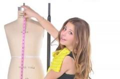 Cecilia, 10-letnia projektantka mody