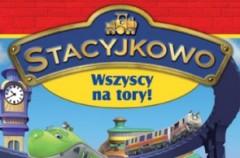 """""""Stacyjkowo: wszyscy na tory"""" od 14 maja na DVD!"""