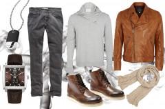 Męska moda na jesień - nasze stylizacje!