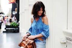 Dżinsowe stylizacje - top 10 mody ulicznej