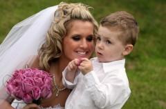 Mali goście weselni