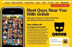 Nowa aplikacja na iPhone'a tylko... dla gejów