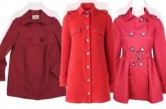 Modne płaszcze na jesień i zimę 2010/2011