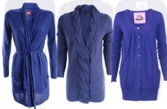 Swetry rozpinane - przegląd na jesień i zimę 2010/2011