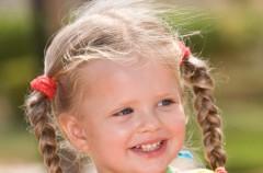 Kosmetyki do stylizacji włosów dla dziecka