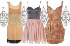 Sukienki i spódnice - Przegląd jesień/zima 2010/2011