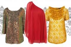 Modne bluzki - Przegląd jesień/zima 2010/2011