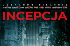 """Incepcja"" na DVD i Blu-ray!"