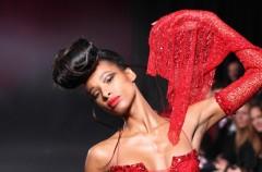 Pokaz kolekcji Ewy Minge na Haute Couture w Paryżu