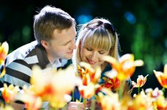 Wiosenne wróżby miłosne