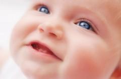 Wydzielina z pochwy u niemowlęcia