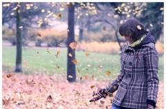 Jesienna aura - wiosenny wygląd