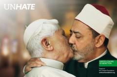 Kampania Unhate marki Benetton