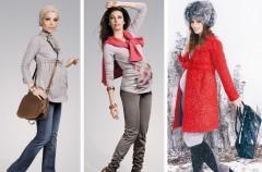 Co nosić w ciąży zimą?