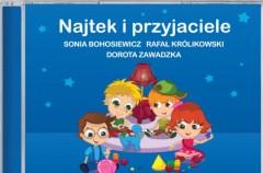 """Bajeczka """"Najtek i przyjaciele"""" - Zawadzka, Królikowski i Bohosiewicz dla najmłodszych"""