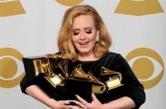 Rozdano Grammy! Wielki sukces ADELE!