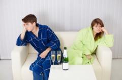 Zmiana w zachowaniu męża