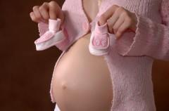 Grzybica stóp na poczatku ciąży