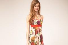 Długa sukienka/spódnica dla niskiej kobiety