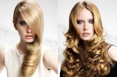 Fryzury z długich włosów - propozycje na wiosnę 2012